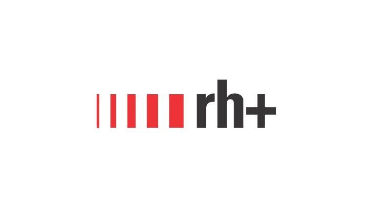 rh+ logo