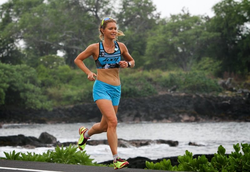 Sara Gross triathlete