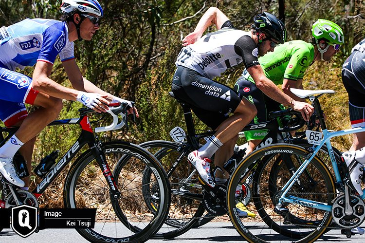 HIGH5 continues to ride with Team Dimension Data