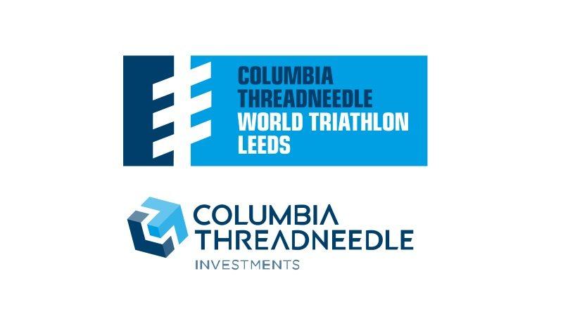 Columbia Threadneedle World Triathlon Leeds logo