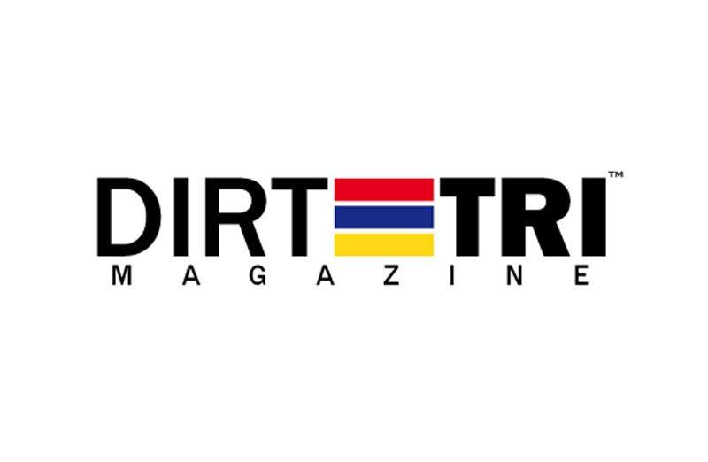 Dirt Tri mag logo