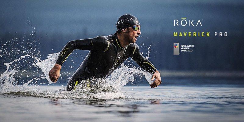 ROKA Maverick wetsuit