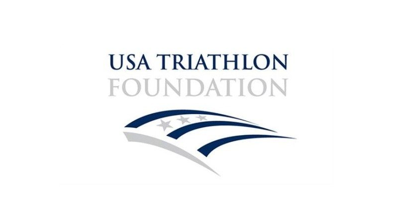 USA Triathlon Foundation logo