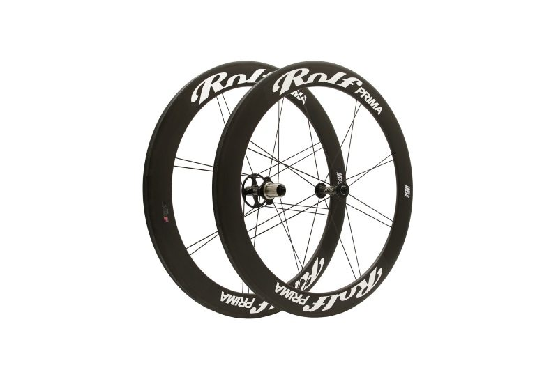 Rolf Prima Ares6 wheelset 2016