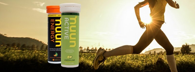 nuun new Active and Energy Lifestyle Image -run