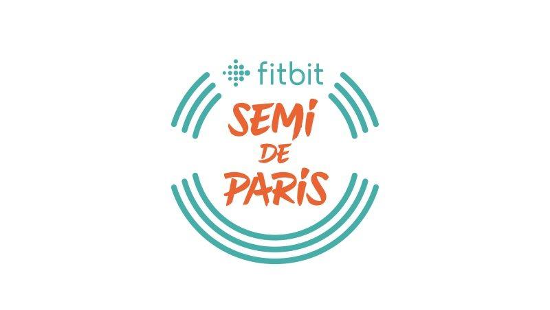 Fitbit Semi de Paris logo