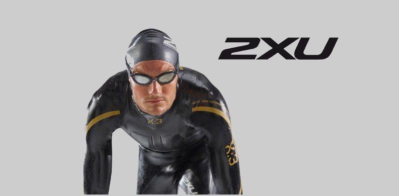 2XU triathlete