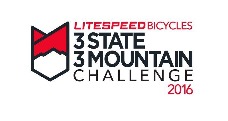 Litespeed - 3 State 3 Mountain Challenge logo