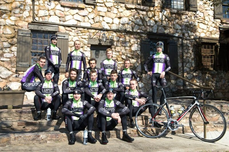 Eddy Merckx Cycles sponsors Lupus Racing Team