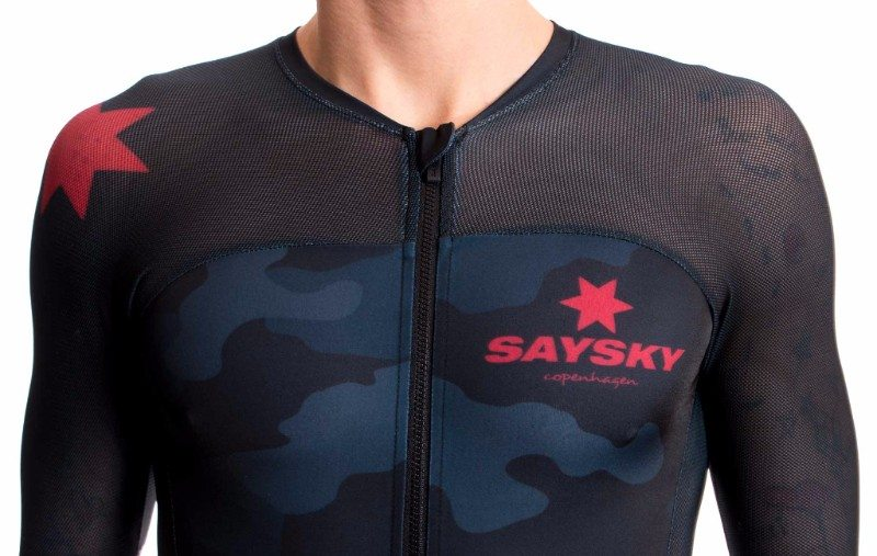 Saysky Aero Suit - up close