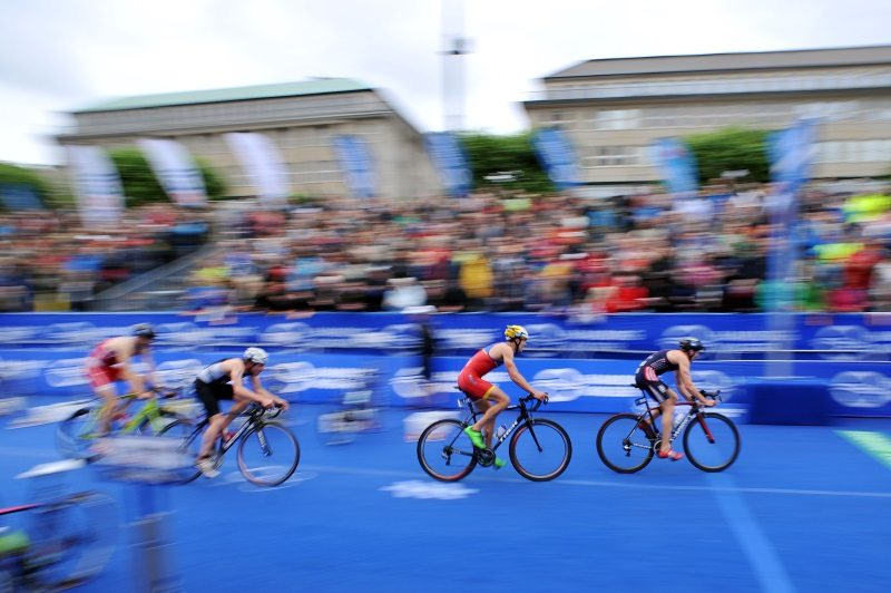 ITU World Triathlon Hamburg - photo ITU