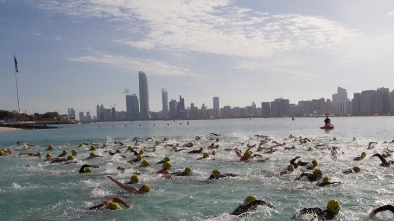 ITU World Triathlon Abu Dhabi forecasts sold-out event
