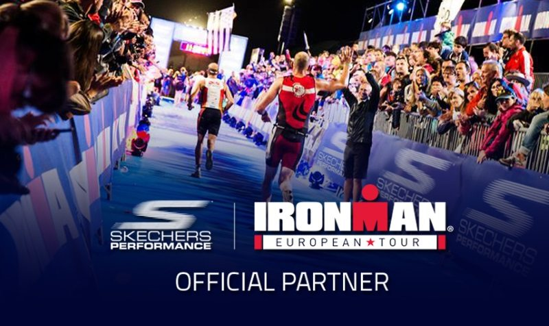 IRONMAN and Skechers - European Tour Partnership Announcement