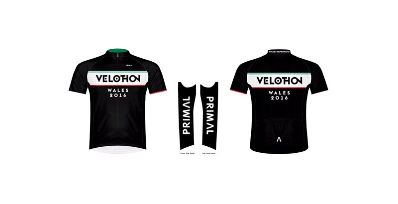 Primal is chosen clothing partner for Velothon Wales 2016