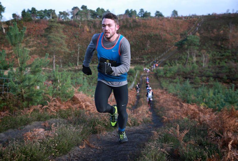 Human Race Off-Road Series runner