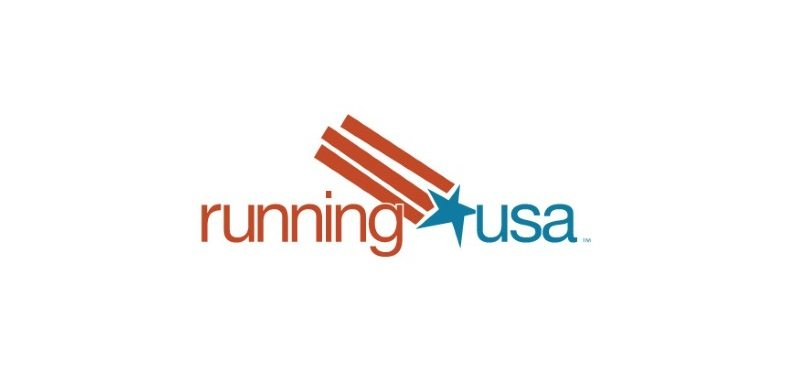 Running USA logo
