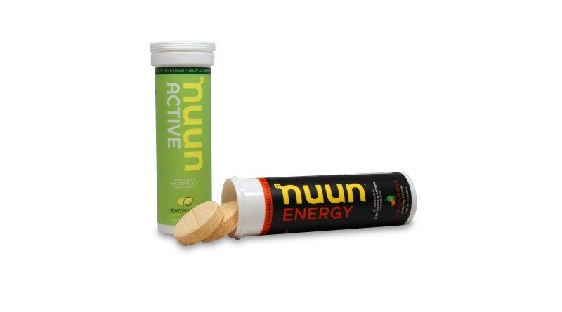 nuun new Active and Energy products
