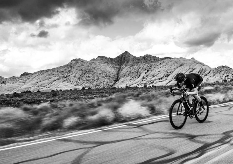 Bike rider - photo credit - ENVE