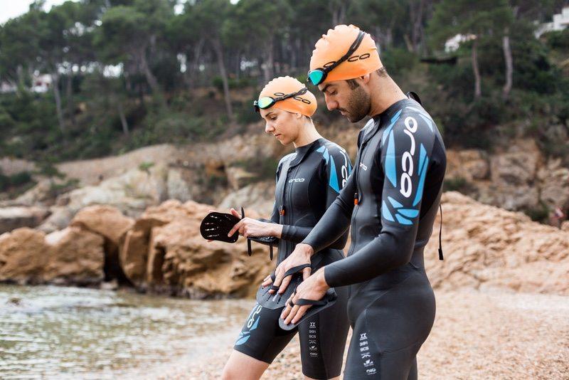 Orca swimrun wetsuits