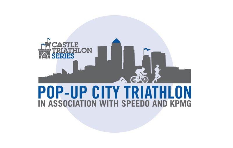 Castle Triathlon Pop-up City Triathlon