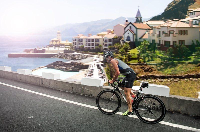 Ocean Lava Madeira bike