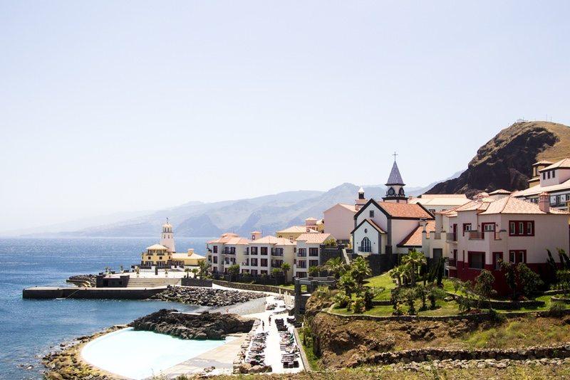 Ocean Lava Madeira resort