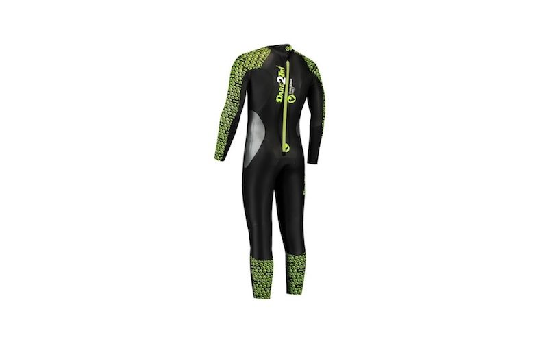 New official Dare2Tri-Challenge Family wetsuit and speedsuit