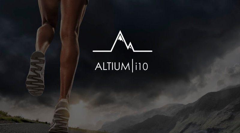 Altium i10 - run banner