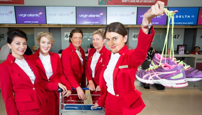Sports Tours International flying high with Virgin Atlantic