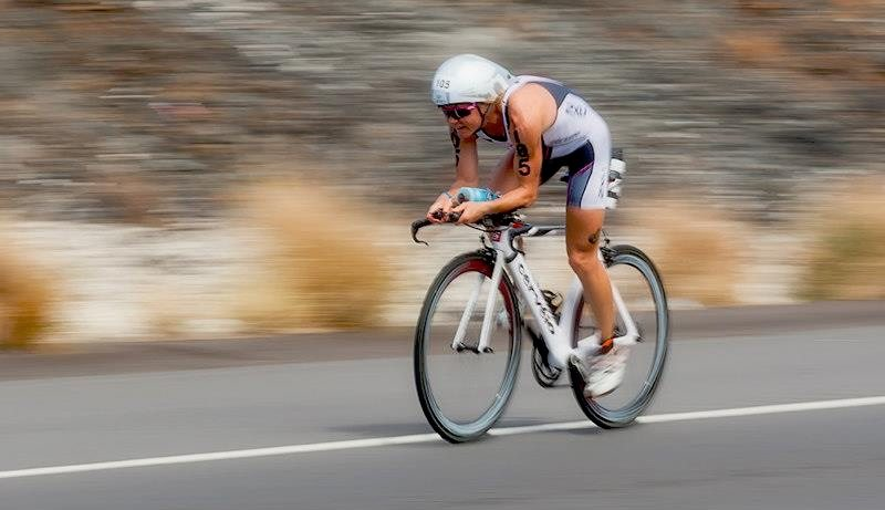 Mary Beth Ellis - bike