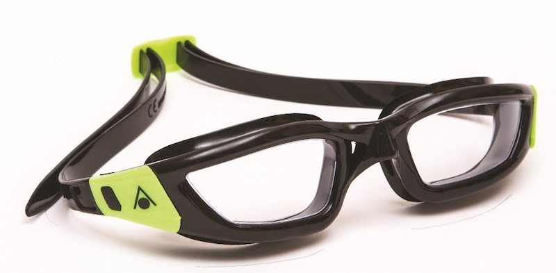 Aqua Sphere Kameleon_clearlens_black_limebuckles