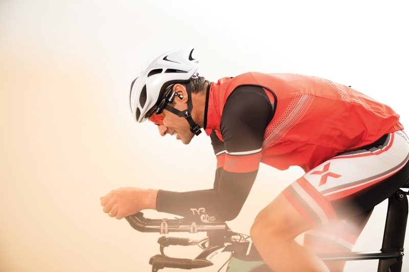 Eyes ahead as Oakley and Intel introduce Radar Pace ...
