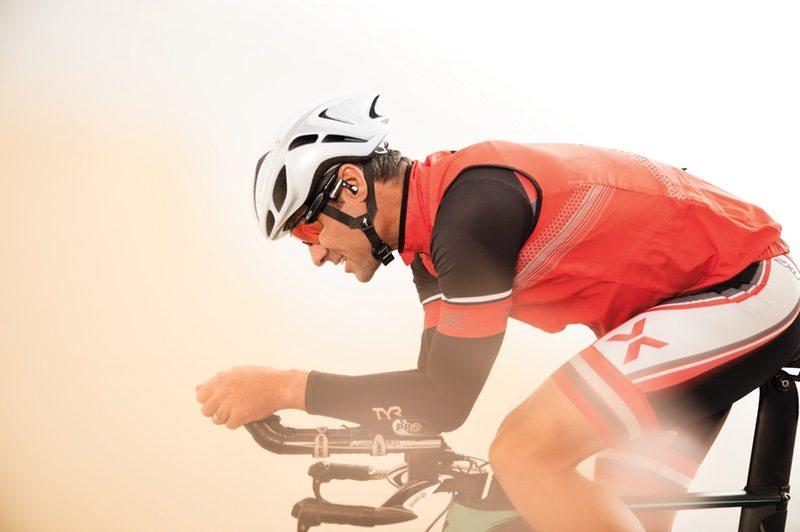 Oakley Radar Pace - bike athlete