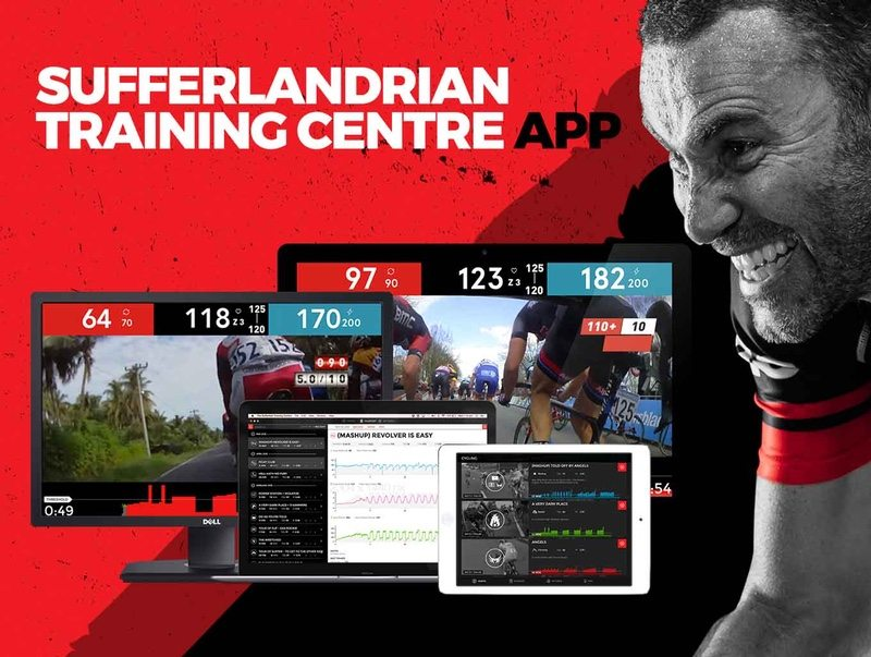 Masterplan from Sufferfest: free training plans to all app
