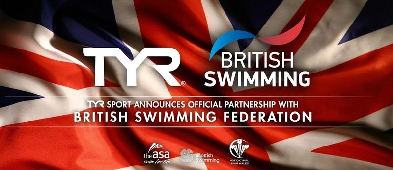 TYR and British Swimming