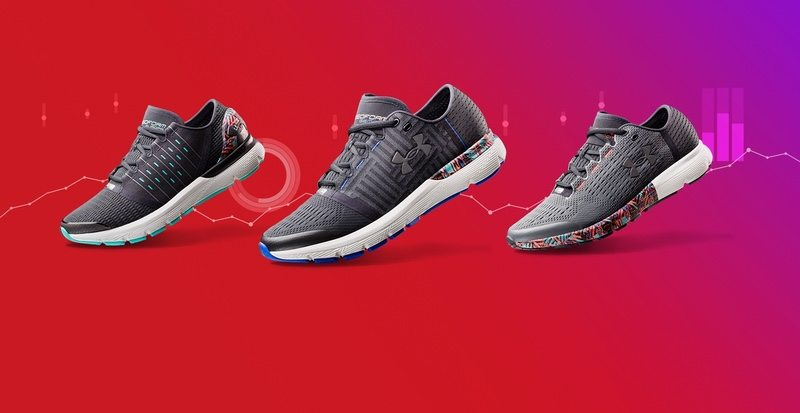Under Armour - New Line of UA Record Equipped Running Shoes