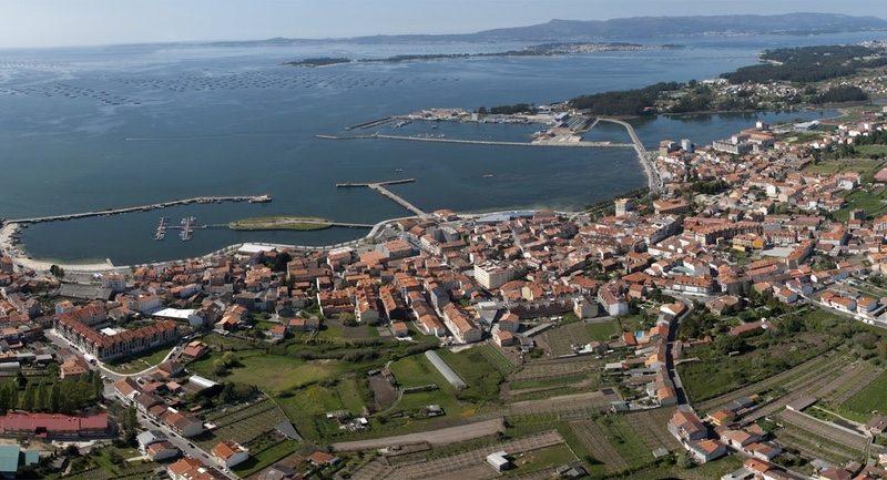 Cambados city - venue for new Ocean Lava Galicia