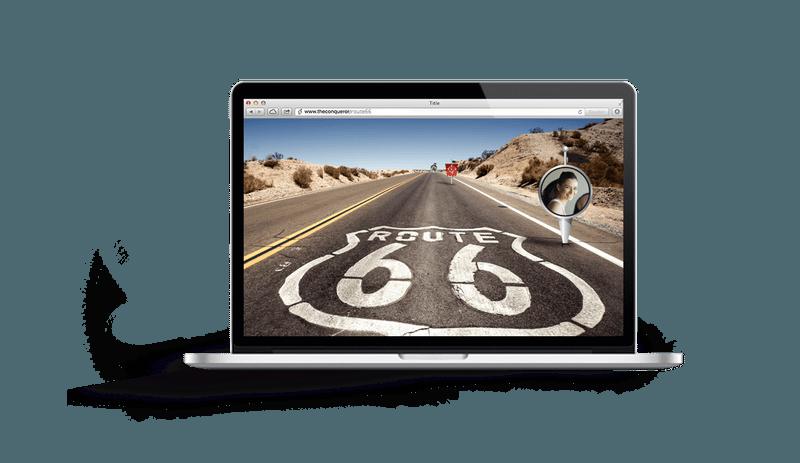 The Conqueror - Route 66 event challenge