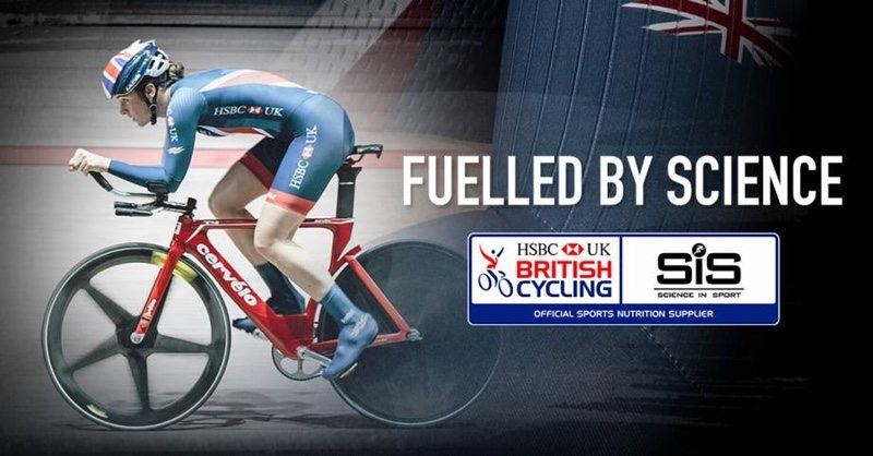 British Cycling in four-year partnership with Science in Sport - SiS