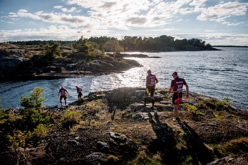 ÖTILLÖ The Swimrun World Championship 2016. Foto: JakobEdholm.com