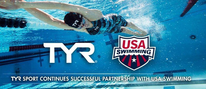 TYR and USA Swimming partnership