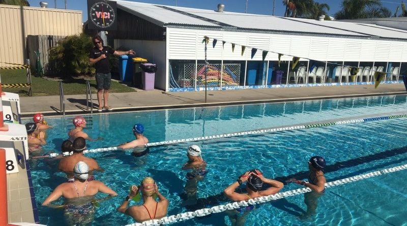 TriSutto coaching - swim