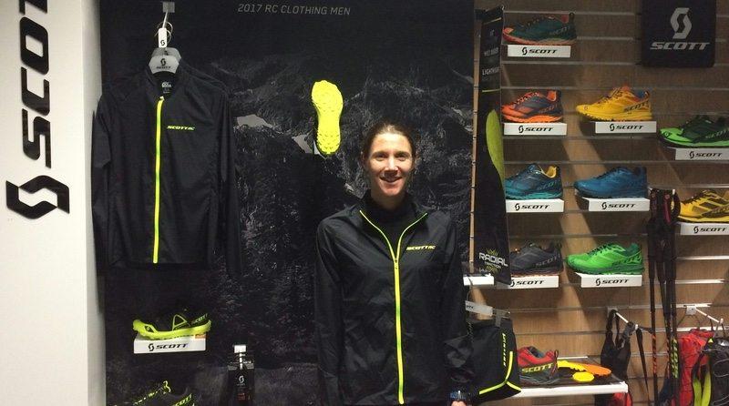 Christel Dewalle joins SCOTT Running Team
