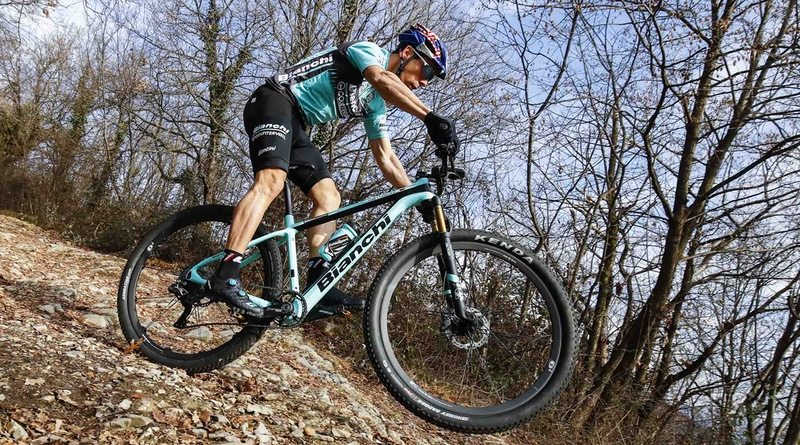 Santini continues to outfit Bianchi Countervail MTB team ...
