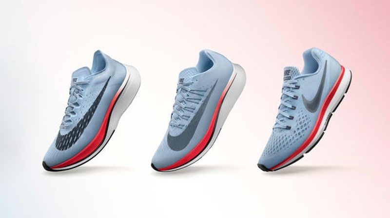 3569885254936 Carbon infused  Nike breaks out new shoes to  redefine fast running ...