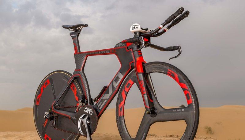 British Bike Brand Evo2max Hits The Usa With Prothree