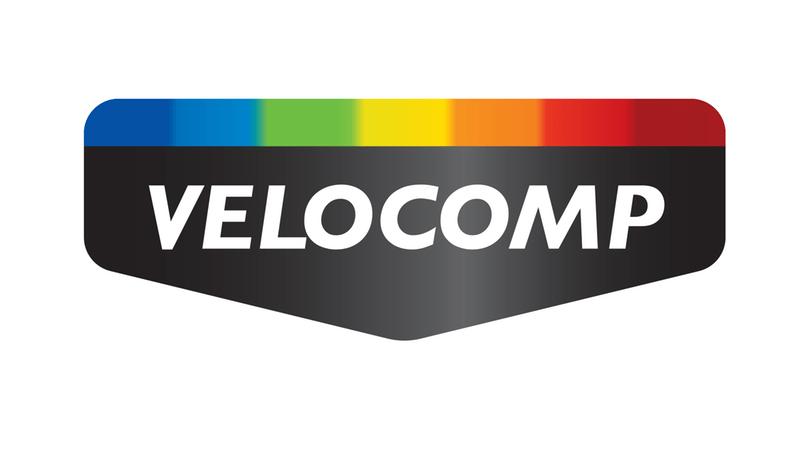 Velocomp logo color