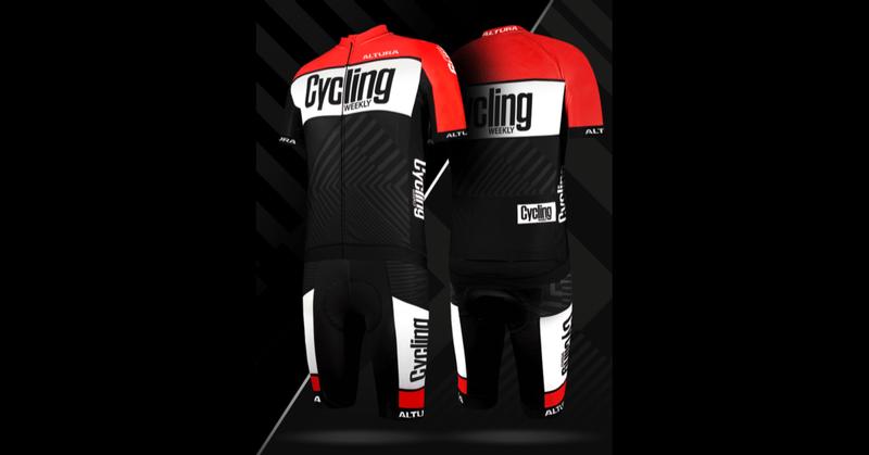 Altura and Cycling Weekly custom clothing partnership