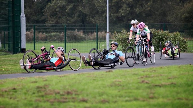 Disability Hub - photo British Cycling