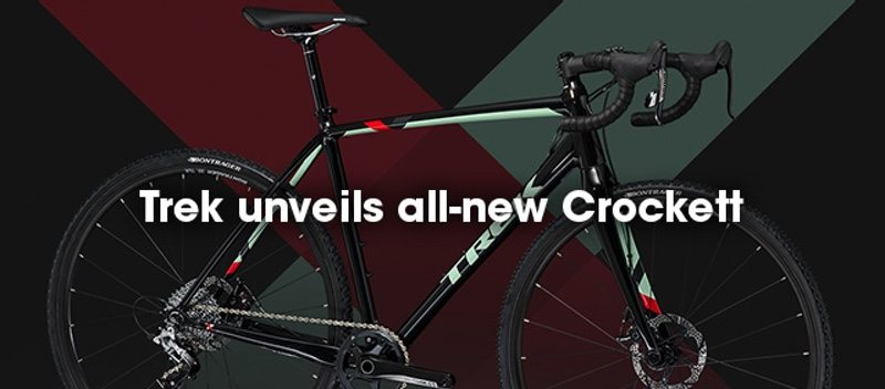 Trek upgrades Crockett CX bike